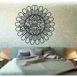 Stylesa - Imagine pe perete pește mandala PR0348 și aur