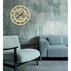 Sentop - Ceas de perete arborele vieții numerele arabe PR0364 și negru