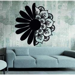 Sentop - Pictură din lemn pe peretele floare MARGARET
