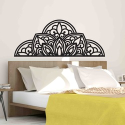 Sentop - Unikátní ART obraz na stěnu mandala Bohemia
