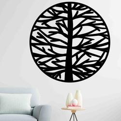 Sentop - imagine mare pe peretele unui copac MRLVEN