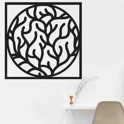 Stylesa - Pictură modernă pe perete vânt în părul din cadru
