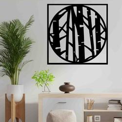 Stylesa - Pictură de perete modernă din placaj LLUTF PR0380-A