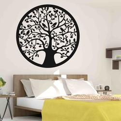Sentop - O imagine din lemn pe peretele stromului vieții Hojnost