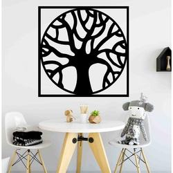 Stylesa - Pictură modernă din lemn pe perete realizată din placaj POCCITT PR0384-A