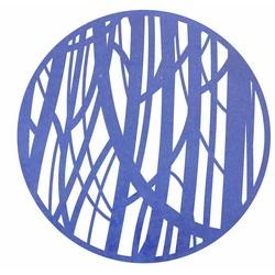 Sentop - Imagine pe un perete de placaj de lemn HOGGFOG
