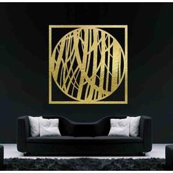 Sentop - Obraz na stěnu z dřevěné překližky HOGGFOG čtverec
