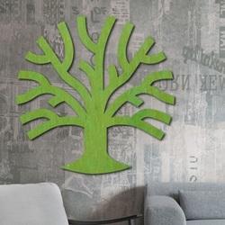 Sentop - Pictură modernă pe placaj de perete - decor din lemn MOARKO-B