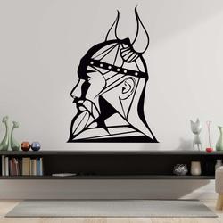 Pictură de perete sculptată - Viking RAGNAR | SENTOP