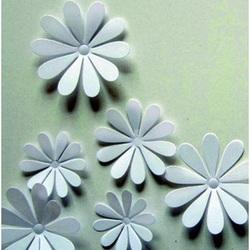 Autocolant colorat pe perete - iarna - 1 pachet conține 12 bucăți