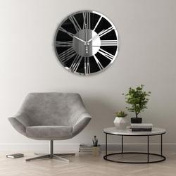 Ceas de perete din plexiglas - Sentop   X0110   strat dublu