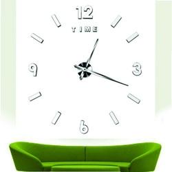 Stylesa - Moderní nástěnné hodiny exclusive zrcadlové MRAZIK S038S