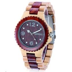 Ceas de mână din lemn Creative