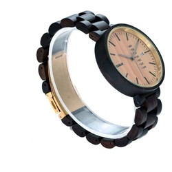 Doamnelor ceas pe de o parte - negru