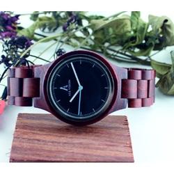 Ceas de mână din lemn - ALK VISION