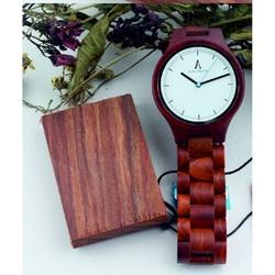 Kreative hölzerne Armbanduhr - ALK VISION