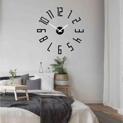 Elegant ceas de perete în sufragerie - Acron