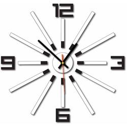 3D WARRAS ceas de culoare, culoare: negru, alb