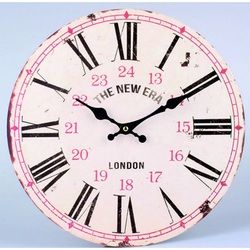 Drevené hodiny LONDON 35 cm