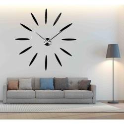 Ceas de perete 3D - soare