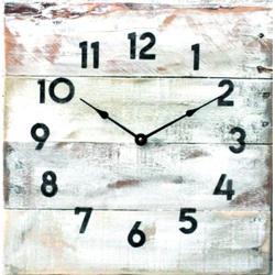 Ceas de perete din lemn masiv pentru cabana ta ALLIAS
