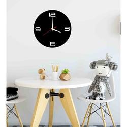 Ceas de perete modern pentru bucatarie TORSUS
