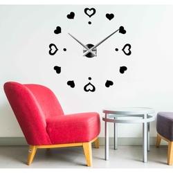 Ceas de perete 3D-Dragoste