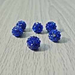 Șapcă Shamballa - albastru regal FI 10 mm