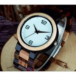 Elegant ceas de mana din lemn - GEORGIA-Yisuya