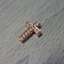 Metal cruce cu zirconi - cupru