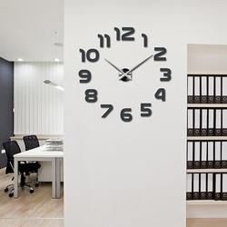 Elegant ceas de perete 3D - LAZARE