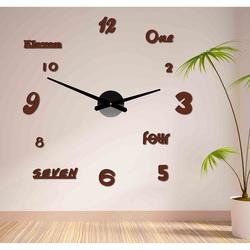 Ceas de perete 3D - IRIS
