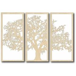 Decoratiuni perete decoratiuni - TREE,dimensiune: 700x478 mm