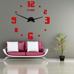 Ceas de perete din plastic 3D - LIONA