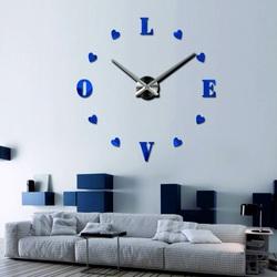 Ceas de perete modern din plastic - SOPHIA