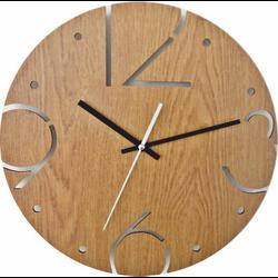 Ceas de perete din HDF - BARDOT