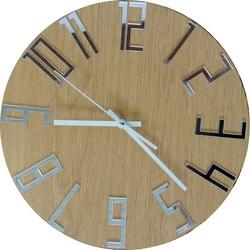 Ceas modern pe peretele numerelor - FAVI