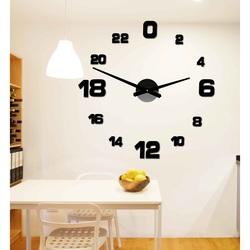 Cronometru ceas de perete din plastic colorat - PROFI