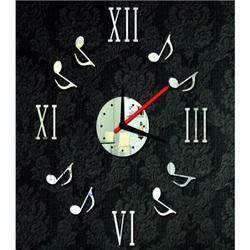 Design nástenné hodiny elipe luxusné . 3M Folia rozmer 25x90
