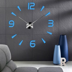 Wandtattoo Uhr Home Moderne Wanduhr PINEA