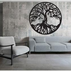 Arborele decorativ de lemn al vieții POHODA