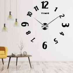 Ceas de perete modern, CHARLIE 3D