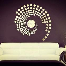 Ceasuri de perete cu PlexiPMMA PLLA