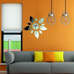Ceasuri de perete moderne ceasuri de oglindă de culoare ceas de perete