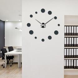 Punct de ceas mare de perete ceas modern pe perete DEKORAJ