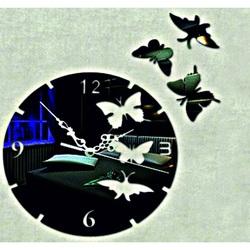Ceas de perete pentru fluture (ceas de fluture pe perete) DIANA