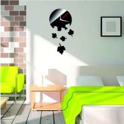 Ceas pe frunzele de perete (ceas de perete) TOPSTYL 30 X 45 CM