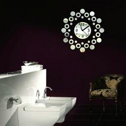 Ceas de perete modern (ceas de perete modern) POHODA 35x35 cm