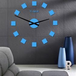 Ceasuri mari pe perete STILURI 2D