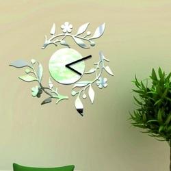 Ceas de perete în camera de zi IZA, 35x35 cm